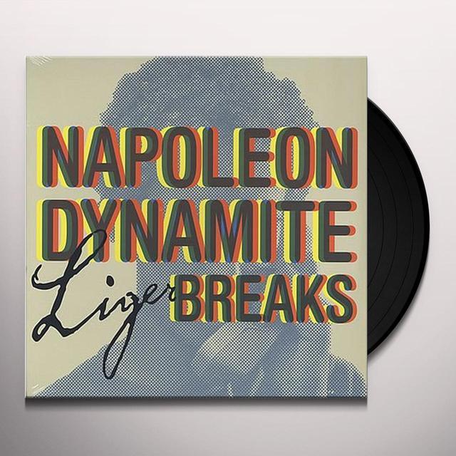 NAPOLEON DYNAMITE LIGER BREAKS / VARIOUS Vinyl Record