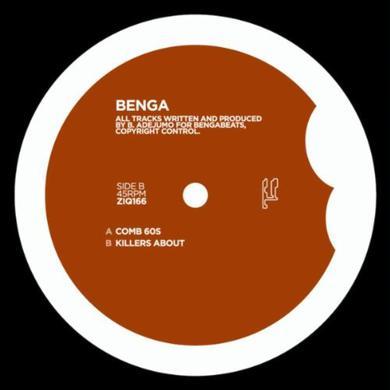 Benga COMB 60S Vinyl Record