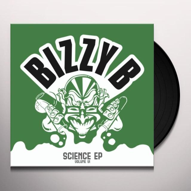 Bizzy B SCIENCE 6 EP Vinyl Record