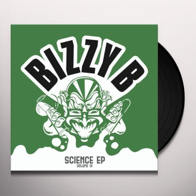 Bizzy B SCIENCE 6 EP (EP) Vinyl Record