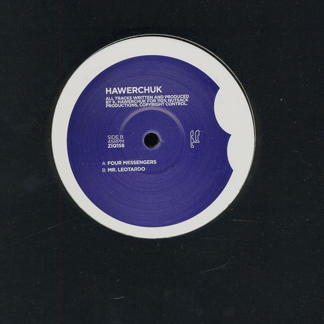 Hawerchuk FOUR MESSENGERS Vinyl Record