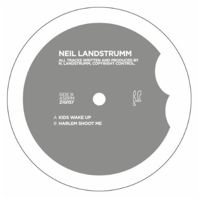 Neil Landstrumm KIDS WAKE UP Vinyl Record