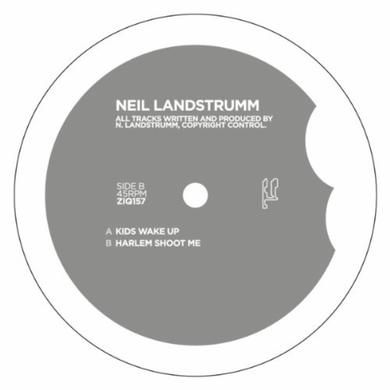 Neil Landstrumm KIDS WAKE UP Vinyl Record