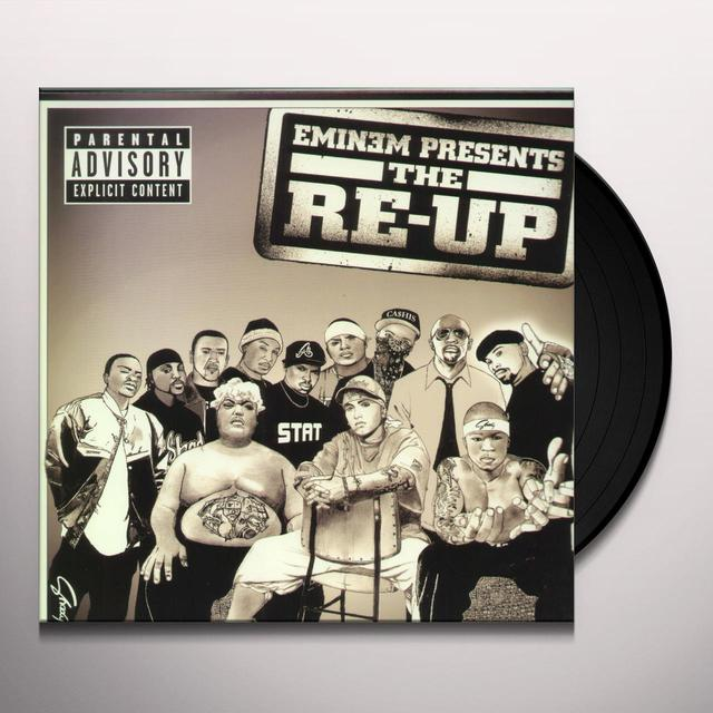 EMINEM PRESENTS THE RE-UP Vinyl Record