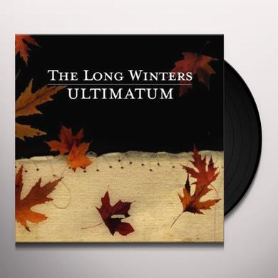 The Long Winters ULTIMATUM Vinyl Record
