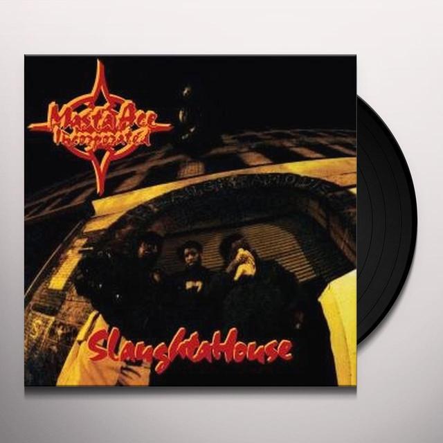 Masta Ace Incorporated SLAUGHTAHOUSE Vinyl Record