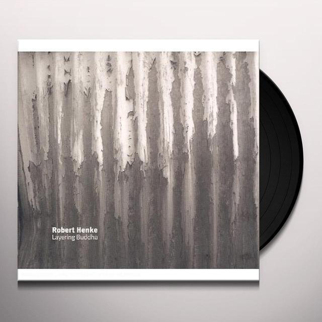 Robert Henke LAYERING BUDDHA (EP) Vinyl Record - Limited Edition
