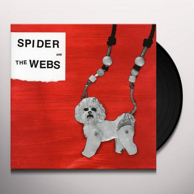 Spider & The Webs FROZEN ROSES Vinyl Record