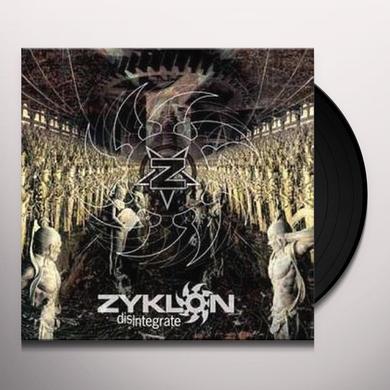 Zyklon DISINTEGRATE Vinyl Record