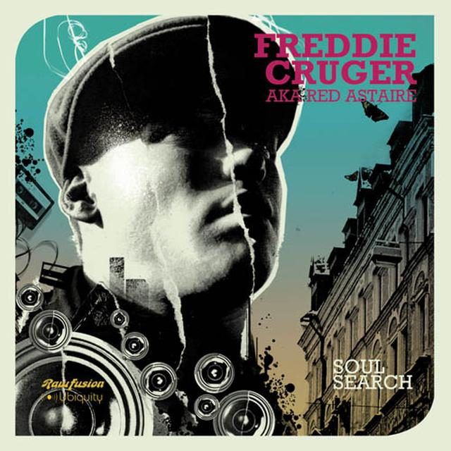 Freddie Cruger SOUL SEARCH Vinyl Record
