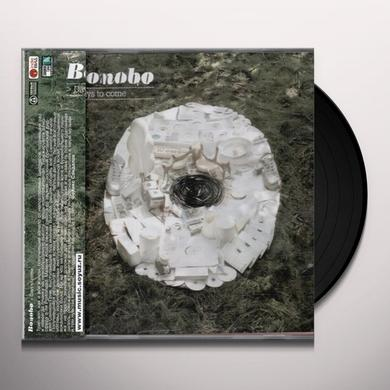 Bonobo DAYS TO COME Vinyl Record