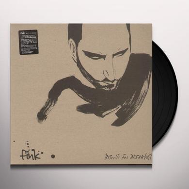 Fink BISCUITS FOR BREAKFAST Vinyl Record