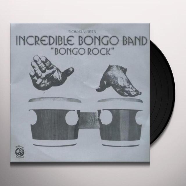 Incredible Bongo Band BONGO ROCK (Vinyl)