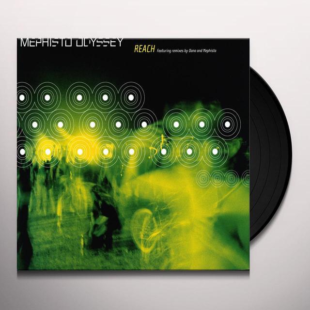 Mephisto Odyssey REACH Vinyl Record