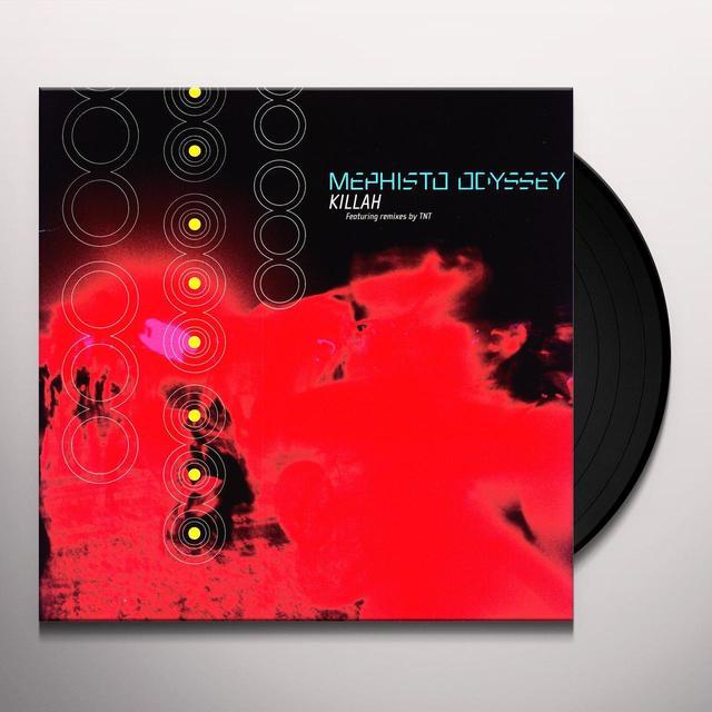Mephisto Odyssey KILLAH Vinyl Record