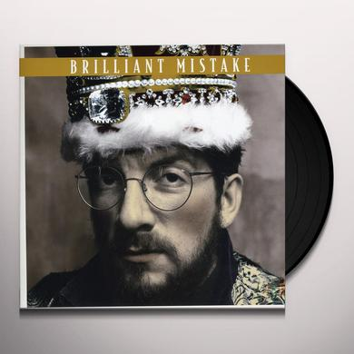 Elvis Costello BRILLIANT MISTAKE / TRUE LOVE WAYS Vinyl Record