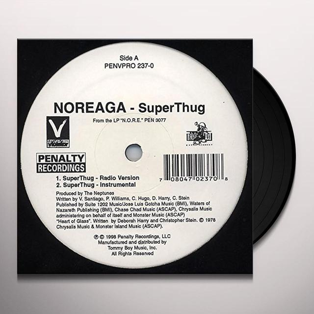 Noreaga SUPERTHUG Vinyl Record