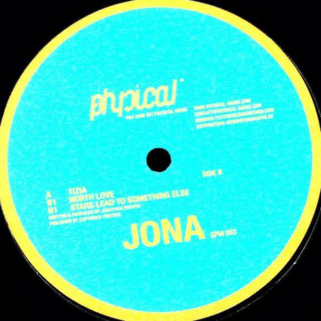 Jona TIZIA Vinyl Record