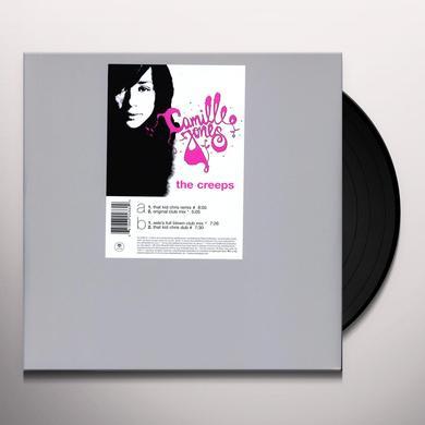 Camille Jones CREEPS REMIXES Vinyl Record
