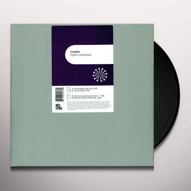 Rosabel RHYTHM INTOXICATION Vinyl Record