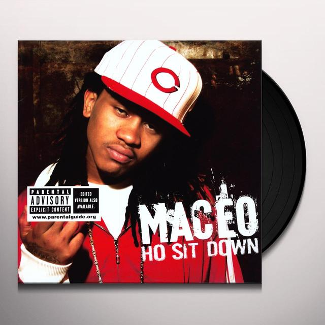 Maceo GO SIT DOWN Vinyl Record