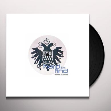 John Dahlback / Tom Pooks SPEICHER 40 (EP) Vinyl Record