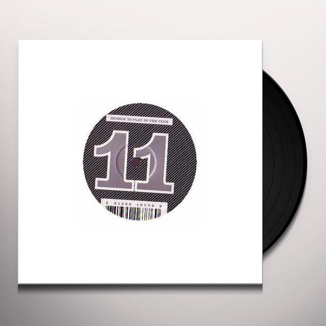 MUSICK 11 / VARIOUS (EP) Vinyl Record