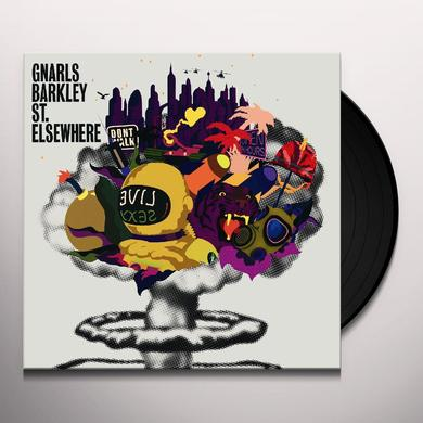 Gnarls Barkley ST ELSEWHERE Vinyl Record