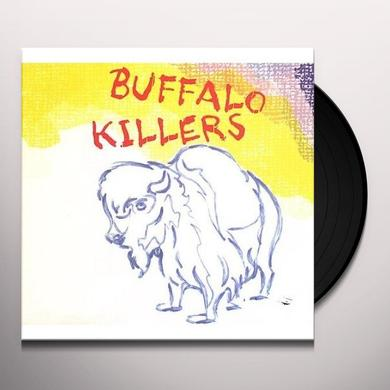 BUFFALO KILLERS Vinyl Record - Limited Edition