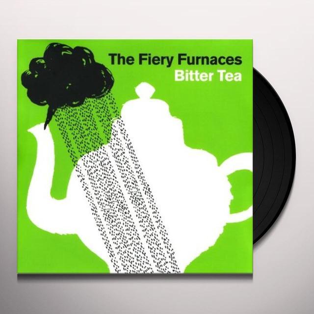 The Fiery Furnaces BITTER TEA Vinyl Record