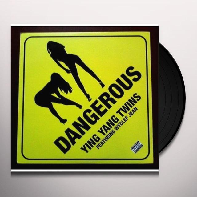 Ying Yang Twins DANGEROUS Vinyl Record