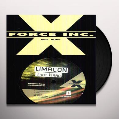 Limacon THAT HARD Vinyl Record
