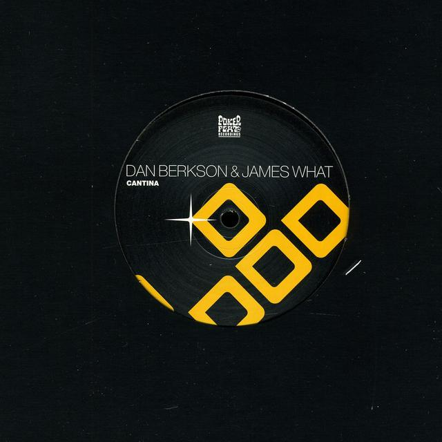 Dan Berkson / James What CANTINA Vinyl Record
