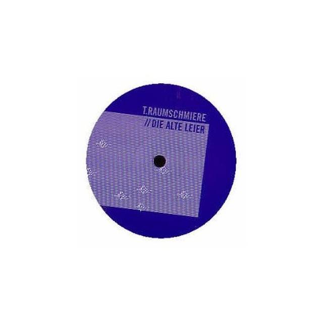T Raumschmiere DIE ALTE LEIER (EP) Vinyl Record