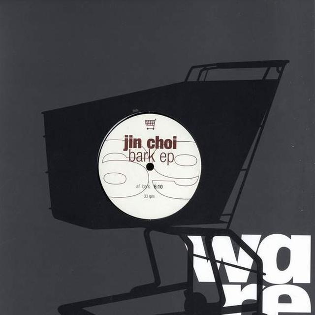 Jin Choi BARK EP (EP) Vinyl Record