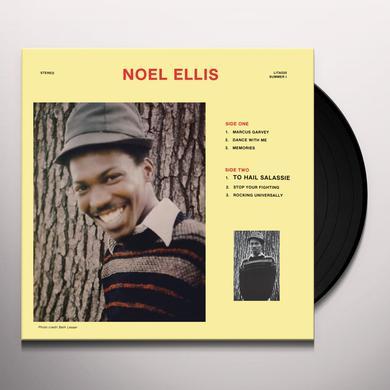 NOEL ELLIS Vinyl Record