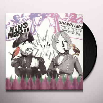 Shawn Lee / Nino Moschella KISS THE SKY EP Vinyl Record
