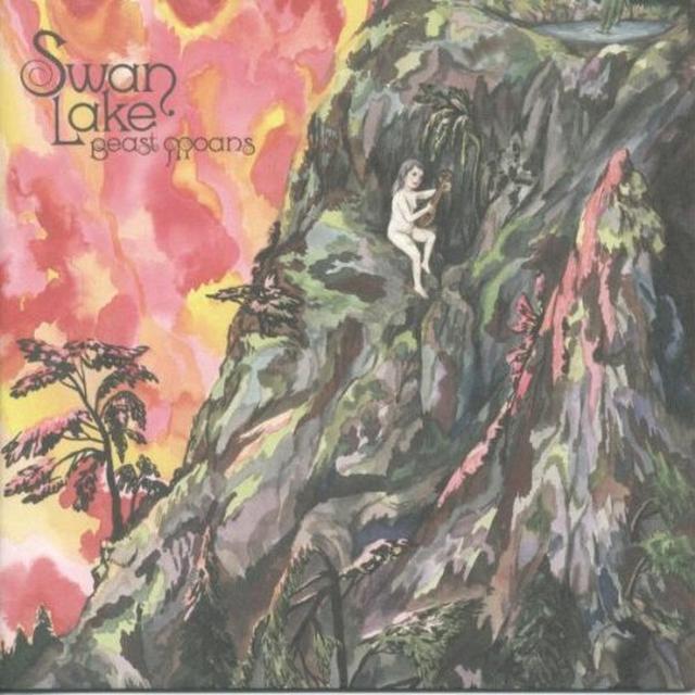 Swan Lake BEAST MOANS Vinyl Record