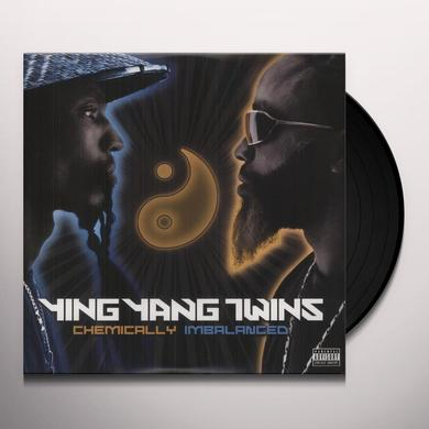 Ying Yang Twins CHEMICALLY IMBALANCED Vinyl Record