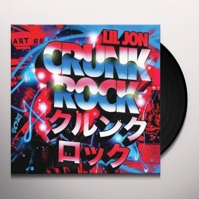 Lil Jon CRUNK ROCK Vinyl Record