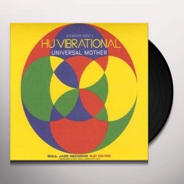 HU VIBRATIONAL UNIVERSAL MOTHER Vinyl Record