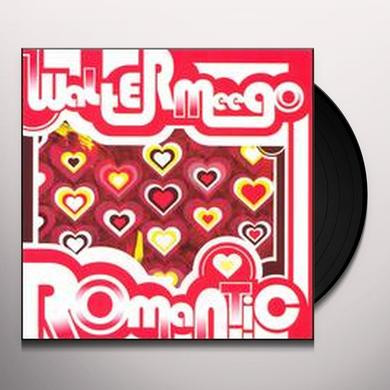 Walter Meego ROMANTIC Vinyl Record