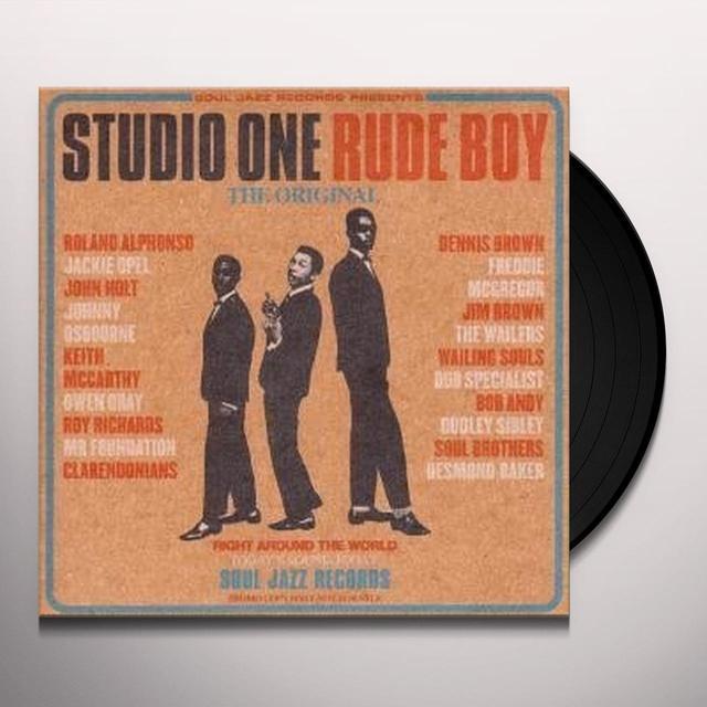 STUDIO JAZZ RECORDS PRESENTS (DLX) STUDIO ONE RUDE BOY Vinyl Record - Deluxe Edition