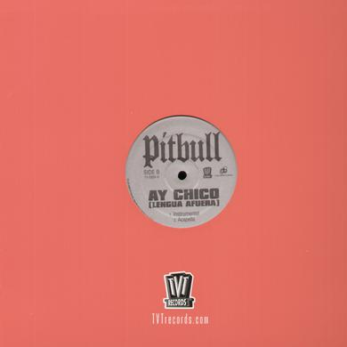 Pitbull AY CHICO Vinyl Record