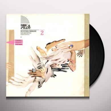 Booka Shade MEMENTO ALBUM REMIXES 2 (EP) Vinyl Record