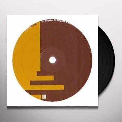 Jpls PROGRAM Vinyl Record
