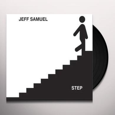 Jeff Samuel STEP Vinyl Record