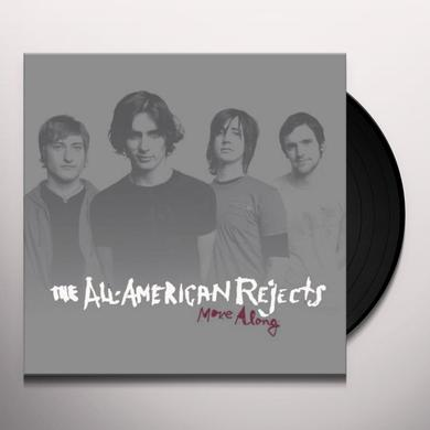 The All-American Rejects MOVE ALONG Vinyl Record