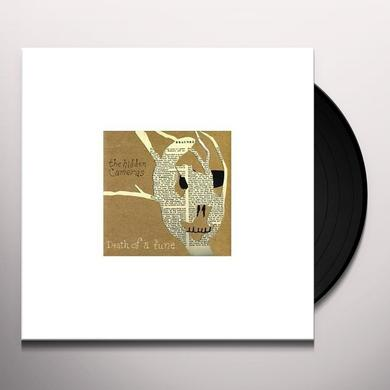 The Hidden Cameras DEATH OF A TUNE Vinyl Record - Limited Edition