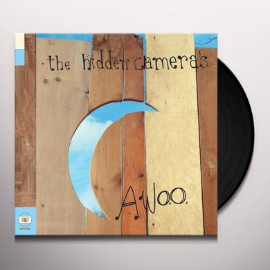 The Hidden Cameras AWOO Vinyl Record